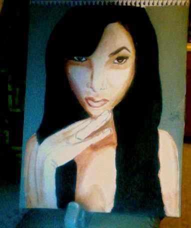 Aaliyah por NubianTurquoise
